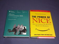 Teaching Co Great Courses DVDs      EFFECTIVE COMMUNICATION SKILLS   new + BONUS