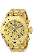 Invicta Subaqua 23935 Men's Round Chronograph Date Gold Tone Analog Watch