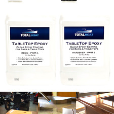 Totalboat Epoxy Resin Crystal Clear 1 Gallon Epoxy Resin Amp Hardener Kit F