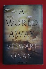 *1ST ED./1st Printing* A WORLD AWAY by Stewart O'Nan (Hardcover/DJ, 1998)