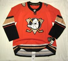 ANAHEIM DUCKS size 50 = Medium  2019-2020 3rd ADIDAS NHL HOCKEY JERSEY Alternate