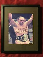 "**AUTOGRAPHED 8X10"" PRINT IN FRAME** RANDY COUTURE ""THE NATURAL"" UFC LEGEND*"