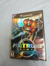 GameCube - Metroid Prime 2 Echoes - w/ Manual