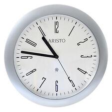 Orologi da parete in argento in plastica