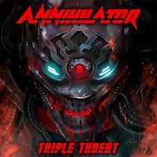 Annihilator - Triple Threat - New CD Album
