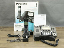 Panasonic KX-TG572SK Corded/Cordless Phone Digital Answering System