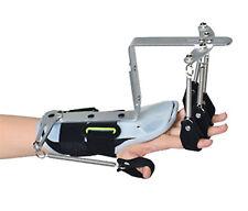 Finger Stroke Stregth Training Device Finger Stretch Exercise Brace Support New