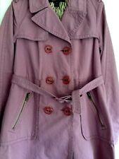 Marc Jacobs Gabardina rosa talla 14 (L) sensacional!