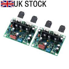 More details for douk audio 2.0 channel power amplifier board hifi stereo amp module 100w+100w