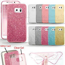 For Samsung Galaxy A3 A5 J3 J5 S8 S9 2016 2015 ShockProof Hybrid TPU Case Cover