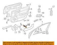 MERCEDES OEM 03-05 C320 Front Door-Pull Handle Left 20381015517213