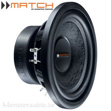 Helix MATCH PP 8W-Q 20cm Subwoofer 200mm Sub 4 x 3 Ohm PP8WQ 400 Watt