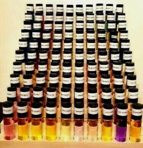 Perfume Oil Types 💯 Pure & Uncut~ Long Lasting 👌 for Men & Women 1/3 oz 😍