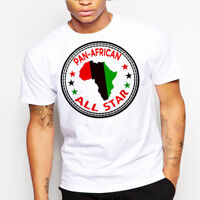 Black History Month Icon T-Shirt Marcus Garvey Philosophy Knowledge Of Self Tee