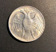 GEM UNC 1964 Greece 30 Drachma !Nice Grade Attractive Silver Coin!