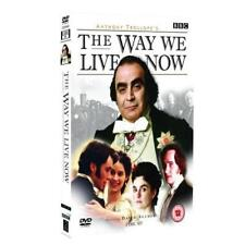 The Way We Live Now BBC TV Series Trollope 2xDVD R4