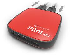 ClonerAlliance Flint 4KP, 4K Passthrough and Live Comment Video Capture Device