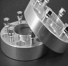 "4pc Chevy 1.50"" 6 Lug Hub Centric Wheel Adapter Spacers Trucks # 6550CHC1415"