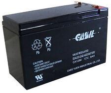 Casil CA1290 12v 9ah for Ion Block Rocker UPS Audio Battery