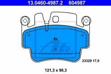 Kit de plaquettes de frein PORSCHE 911 (996) 911 Cabrio (996) 911 Cabrio (997) 9