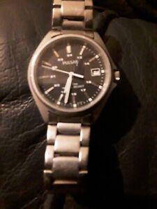 Pulsar VX-42 Gents Quartz Watch    GB