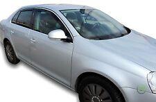 DVW31159 VW JETTA mk3 2005-2011 WIND DEFLECTORS Internal fit 4pc HEKO TINTED