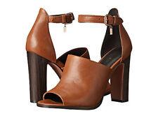 COACH Lucille Cinnamon/Cinnamon Milled Leather WOMEN SHOES SIZE 10M
