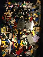 500+ Clean Lego Pieces FROM HUGE LOT WITH MINIFIGURES Washed and Sanitized