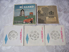 HOLLAND VIEWMASTER REELS   T*
