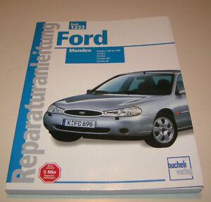 Manuale di Riparazione Ford Mondeo Modello '97 - Anno 1997 fino A 2000