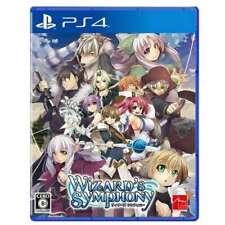 Arc System Works Wizard's Symphony  SONY PS4 PLAYSTATION 4 JAPANESE VERSION