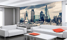 London City Wall Mural Photo Wallpaper GIANT DECOR Paper Poster Free Paste