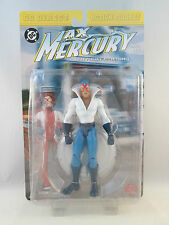Max Mercury - DC Direct 2000 Action Figure