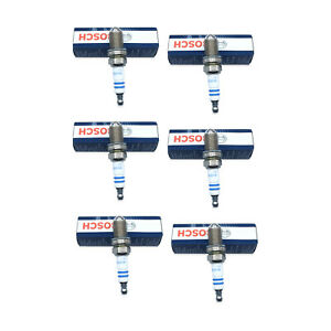 For BMW Spark Plugs Platinum+4 > NEW High Power E39/E46-M54
