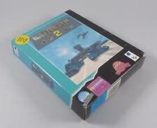 Battle Isle 2 II en alemán de blue byte para PC MSDOS Bigbox 3.5 pulgadas disquete