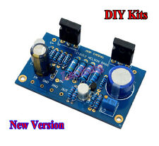 One Pair Dual Channel Stereo Class A 5W+5W Power Amplifier Module Board DIY Kits