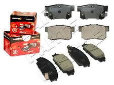 FOR HONDA S2000 FRONT & REAR MINTEX BRAKE PAD PADS SET BRAND NEW