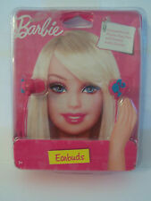 Barbie Earbuds - New in Package