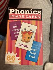 Kids Flash Cards For Toddlers Learning Phonics