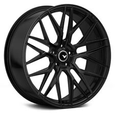 "22"" Vorsteiner VFF 107 Gloss Black Concave Forged Wheels Rims Fits Range Rover"