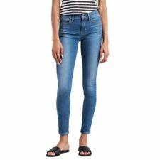 Jeans da donna blu Levi's Skinny
