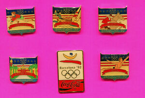 1992 OLYMPIC  PINS PINS LOT #4 BUY 1-2-3-ADD TO CART BUY LOT GET FREE PIN