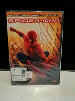 Spider-Man (DVD, 2002, 2-Disc Set, Full Screen Special Edition) NEW