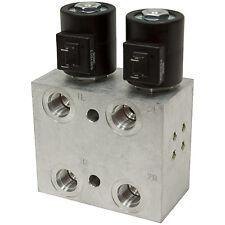 Sae 8 15 Gpm Double Selector Valve 12 Volt Dc Fluidtech P15544 1 9 5117