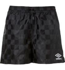 NEW Umbro Soccer Athletic Gym Shorts Black Youth XS (6-8)