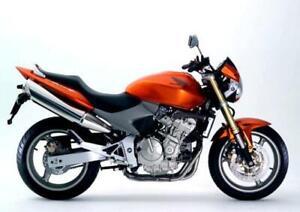 Honda Hornet CB600F 2005 Manuale Officina Riparazione Service Workshop ITALIANO