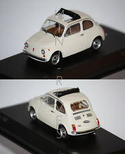1/43 Minichamps Fiat 500 L 1965 Cream 400 121604