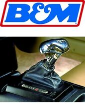 B&M 81001 Console Hammer Ratchet Shifter for 1994-2004 Ford Mustang AOD C4 Trans