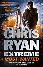 Chris Ryan Extreme: Most Wanted,Chris Ryan- 9781444756739
