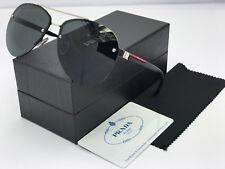 Sunglasses-Polarized-Sport Linea Rossa Black Demi Grey Iridium